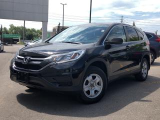 Used 2015 Honda CR-V LX, low low mileage for sale in Toronto, ON