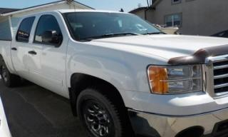 Used 2012 GMC Sierra SLE for sale in St Catharines, ON