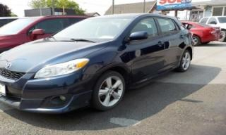 Used 2010 Toyota Matrix XR for sale in St Catharines, ON