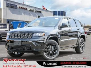 New 2019 Jeep Grand Cherokee LAREDO 4x4 for sale in Etobicoke, ON