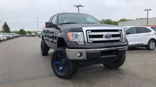 Used 2014 Ford F-150 Xlt 5.0l V8 Lifted for sale in Midland, ON