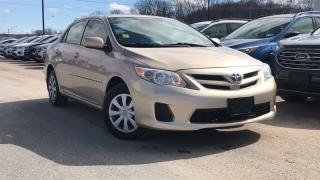 Used 2012 Toyota Corolla S 1.8L I4 HEATED SEATS for sale in Midland, ON