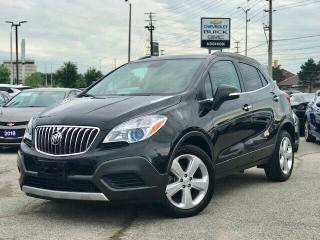 Used 2016 Buick Encore Base LOW KM|Alloys|Rear CAM|Keyless| for sale in Mississauga, ON
