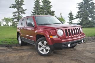 Used 2014 Jeep Patriot 4WD 4DR for sale in Edmonton, AB