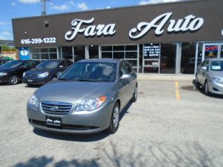 Used 2010 Hyundai Elantra AUTOMATIC & GLS for sale in Scarborough, ON