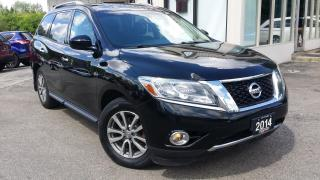 Used 2014 Nissan Pathfinder SV 4WD - 7 PASS! BACK-UP CAM! for sale in Kitchener, ON