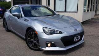 Used 2015 Subaru BRZ Limited for sale in Kitchener, ON