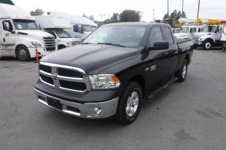 Used 2018 Dodge Ram 1500 Quad Cab 6ft Box 4WD with Tonneau Cover for sale in Burnaby, BC
