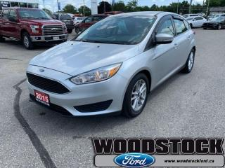 Used 2015 Ford Focus FOCUS SE for sale in Woodstock, ON