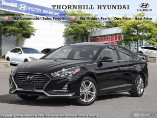 New 2019 Hyundai Sonata Preferred  - Leather Seats for sale in Thornhill, ON