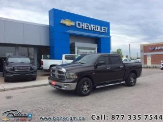 Used 2011 RAM 1500 ST CREW CAB 4WD for sale in Bolton, ON