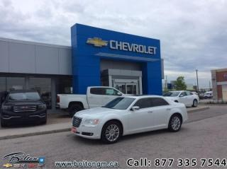 Used 2012 Chrysler 300 Limited Sedan AWD for sale in Bolton, ON