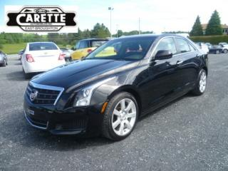 Used 2014 Cadillac ATS Cuir for sale in East broughton, QC
