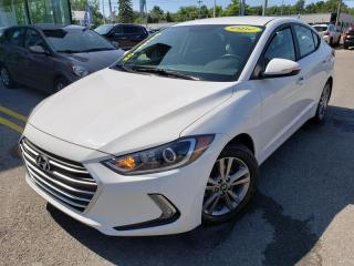 Used 2017 Hyundai Elantra GL BLUETOOTH,CAMÉRA for sale in Blainville, QC