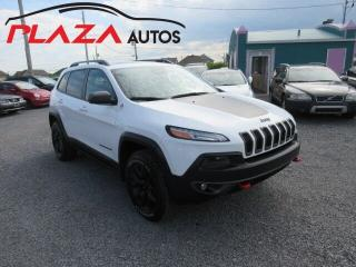 Used 2015 Jeep Cherokee for sale in Beauport, QC