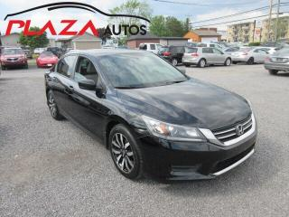 Used 2015 Honda Accord LX for sale in Beauport, QC
