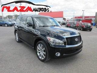 Used 2014 Infiniti QX80 Base 8 Passenger for sale in Beauport, QC