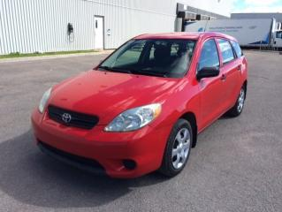 Used 2005 Toyota Matrix Familiale 5 portes, boîte automatique for sale in Quebec, QC