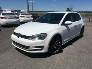 Used 2016 Volkswagen Golf AUTOMATIQUE for sale in Carignan, QC