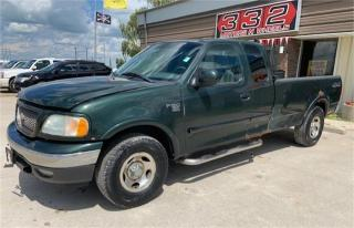 Used 2003 Ford F-150 XLT for sale in Brunkild, MB