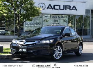 Used 2016 Acura ILX Premium Backup Cam, Blind Spot Ind, Heated Seats for sale in Markham, ON