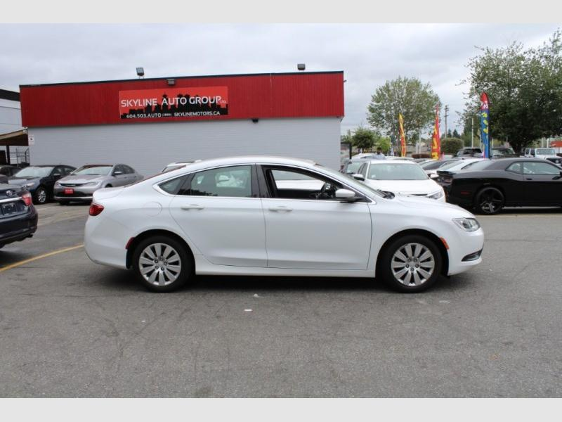 Used 2016 Chrysler 200 LX Uconnect BC Car No Accidents for