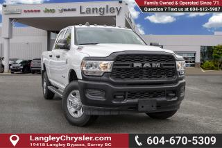 Used 2019 RAM 3500 Tradesman - Diesel Engine for sale in Surrey, BC