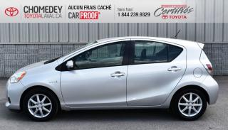 Used 2014 Toyota Prius c Tech for sale in Laval, QC