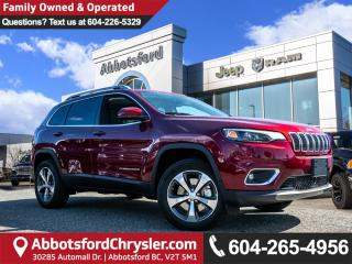 New 2019 Jeep Cherokee Limited - Sunroof for sale in Abbotsford, BC