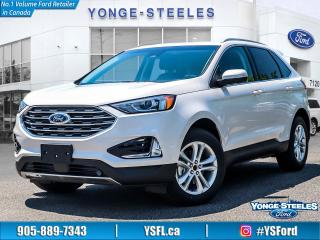 Used 2019 Ford Edge SEL for sale in Thornhill, ON