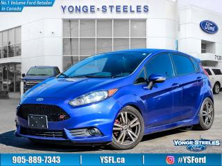 Used 2014 Ford Fiesta ST for sale in Thornhill, ON