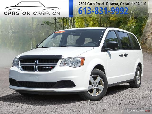 2012 Dodge Grand Caravan SE/AVP -  REAR AIR