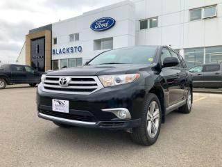 Used 2012 Toyota Highlander for sale in Orangeville, ON
