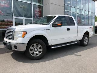 Used 2010 Ford F-150 XLT for sale in Ste-Agathe-des-Monts, QC