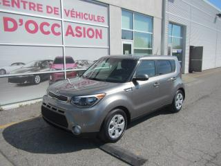 Used 2015 Kia Soul LX TRES PROPRE for sale in Montréal, QC