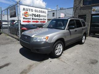 Used 2007 Subaru Forester MAGS, TOIT, A/C for sale in Sherbrooke, QC