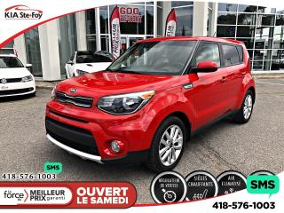 Used 2017 Kia Soul Ex+ Camera for sale in Québec, QC