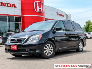 Used 2008 Honda Odyssey EX-L for sale in Milton, ON