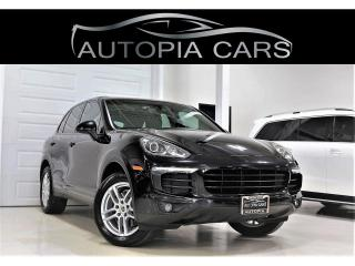 Used 2017 Porsche Cayenne AWD 4dr for sale in North York, ON