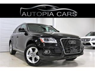 Used 2015 Audi Q5 3.0 V6 TECHNIC PKG NAVIGATION REAR VIEW CAMERA for sale in North York, ON