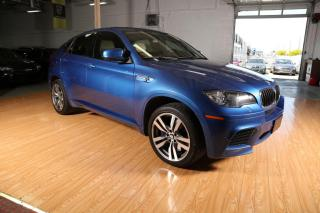 Used 2012 BMW X6 M AWD | NAVI | SUNROOF | SOFT CLOSE DOORS for sale in Toronto, ON