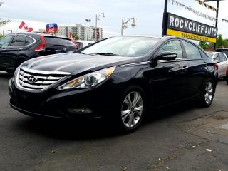 Used 2013 Hyundai Sonata 4dr Sdn 2.4L Auto Limited for sale in Guelph, ON