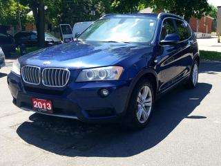 Used 2013 BMW X3 AWD 4dr 28i for sale in Guelph, ON