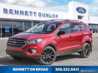 New 2019 Ford Escape SE for sale in Regina, SK