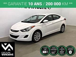 Used 2013 Hyundai Elantra Gl Gar. for sale in Shawinigan, QC