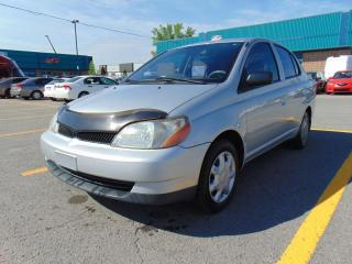 Used 2000 Toyota Echo Berline 4 portes BA for sale in St-Eustache, QC