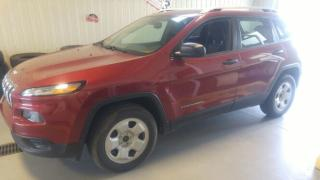 Used 2015 Jeep Cherokee Sport for sale in Gatineau, QC