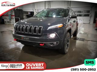 Used 2016 Jeep Cherokee AWD for sale in Québec, QC