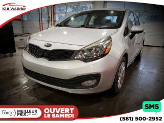 Used 2012 Kia Rio Lx Cruise A/c for sale in Québec, QC