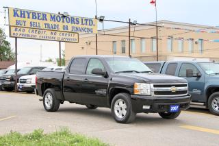 Used 2007 Chevrolet Silverado 1500 LT 4x4 for sale in Brampton, ON